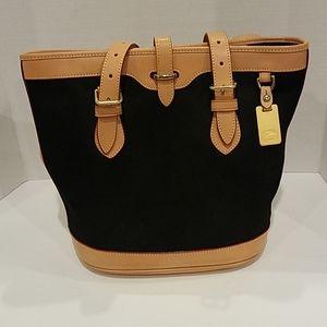 Dooney & Bourke leather cabriolet Shoulder bag